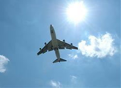 747 von unten