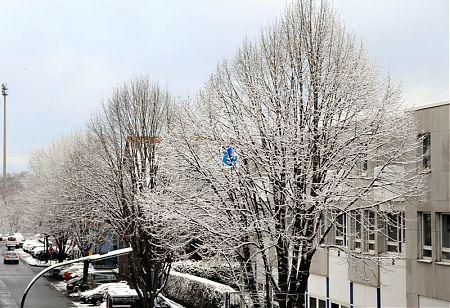Der Winter kehrt zurück