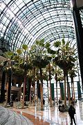 Die Eingangshalle vom World Financial Center