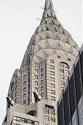 Die Spitze vom Chrysler Building