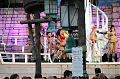 Tänzerinnen aus der Show am Treasure Island.
