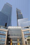 Time Warner Center am Columbus Circle