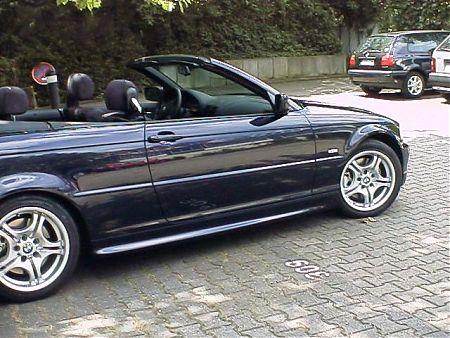 Mein BMW 3er Cabrio, 2001 - 2008