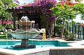 Einer der Springbrunnen im Costa Meloneras