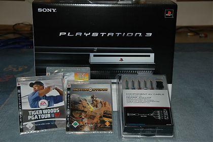 Playstation 3  mit Spielen und Zubehör