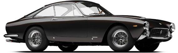Der Steve McQueen 1963 Ferrari 250GT Lusso Chassis #4891