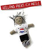 VooDoo gegen Holland