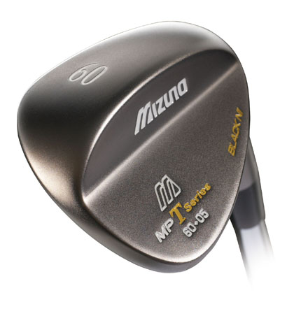 Mizuno MP-T Series Black Nickel Wedge